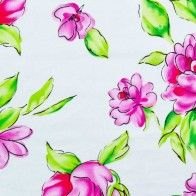 Print Cotton Sateen
